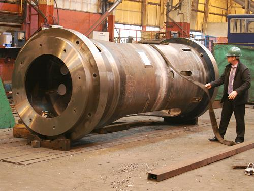 Supply of Replacement Tubular Strander Section