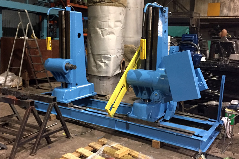 Stolberger vertical screw lift refurbished